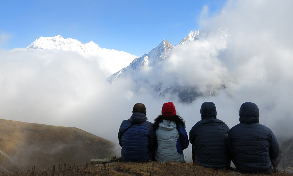 Manaslu Tsum Valley Trek