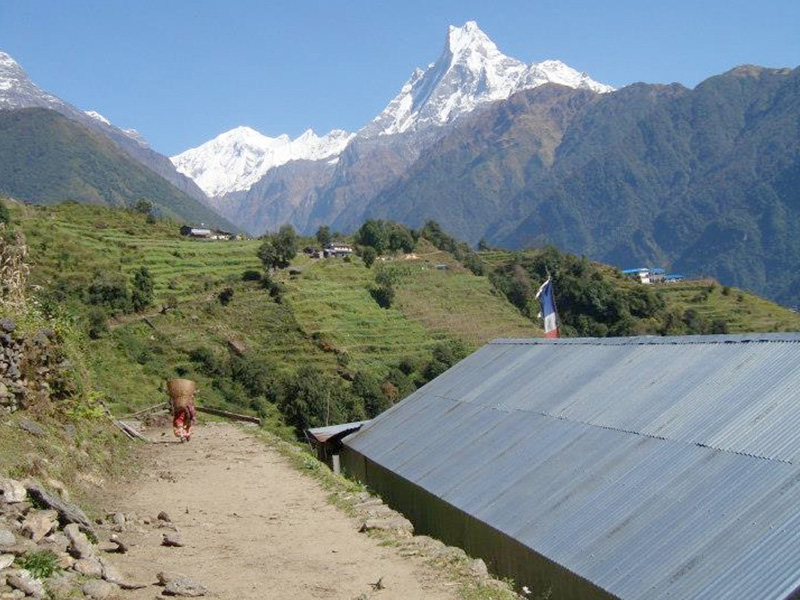 Annapurna Short Panorama Trek (with jungle tour)