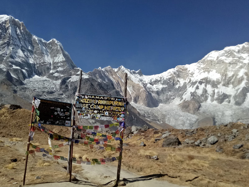 Annapurna Base Camp Scenic Trek